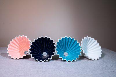 ORIGAMI 陶瓷濾杯 (全色) 不連木質杯托