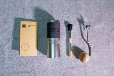 1zpresso JS (連筒形便攜包)
