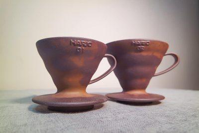 Hario 老岩泥濾杯 (v01/v02)