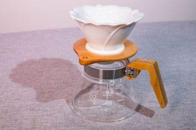 Hario橄欖木分享壺(400ml / 600ml)