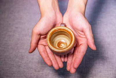 老岩泥濃縮咖啡專業杯Aurli