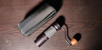 1zpresso KPRO Black (連筒形便攜包)