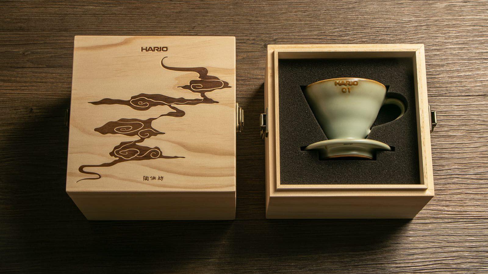 Hario V01 汝窯燒限定版
