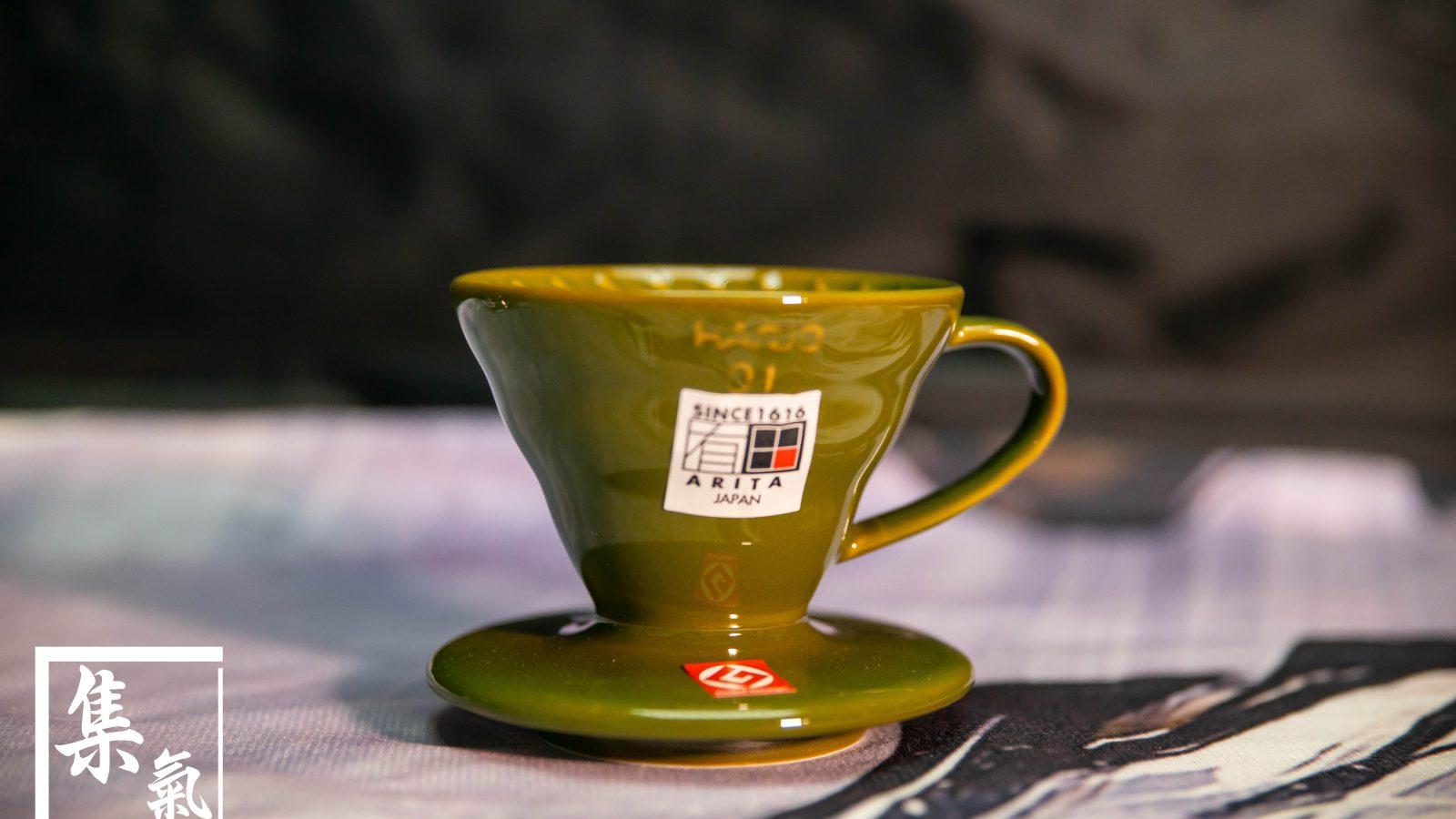 Hario V60 01藍媚茶手沖套裝